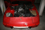 924S Inspection Engine Bay