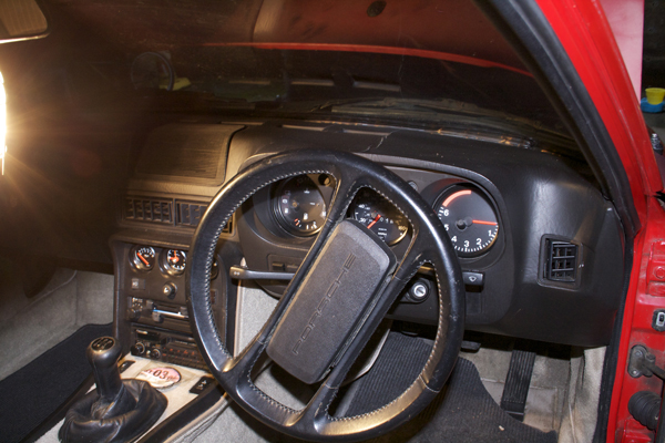 924S Inspection Interior