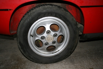 924S Teledial Wheels