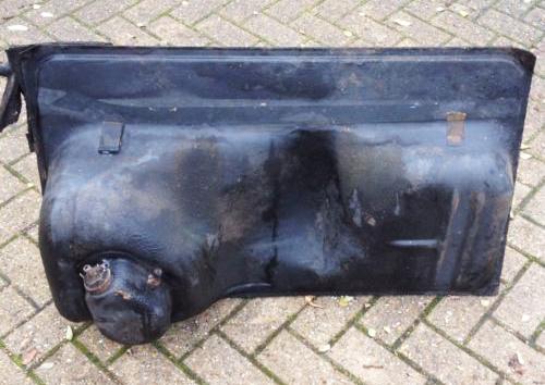 Porsche 924 Fuel Tank