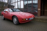 Porsche 924S Office Block