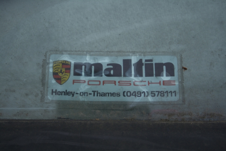 Porsche 924S Maltin Porsche