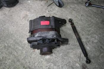 Alternator taken from Porsche 924S