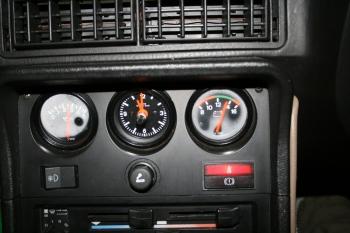 Porsche 924S Alternator Charging