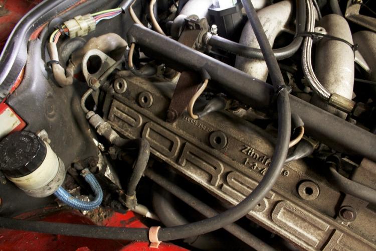 Porsche 924S Engine Cam Cover