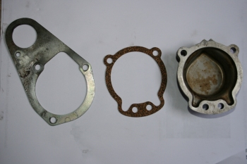 Porsche 924S Cam Cover and New Gasket