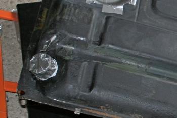 Porsche 924 Fuel Tank Filler
