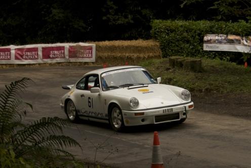 Pentillie Festival of Speed Hillclimb