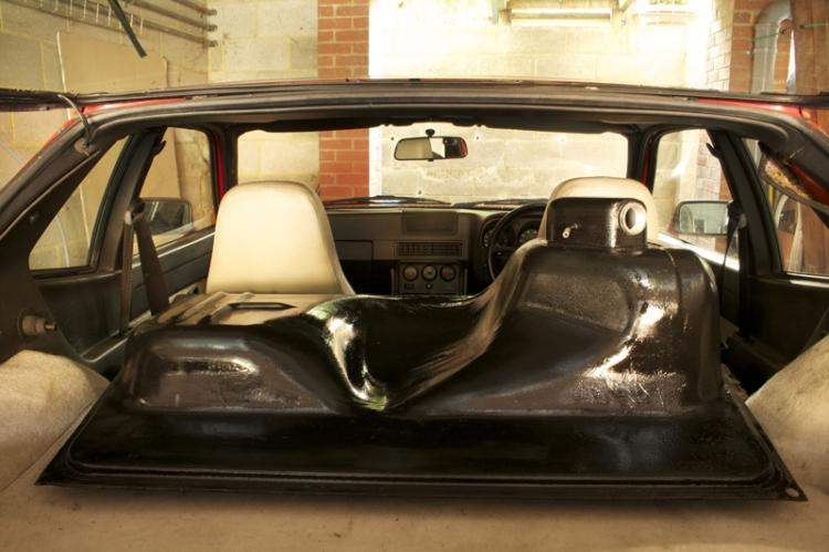 Porsche 924 944 Fuel Tank