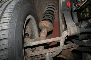 Porsche 924 S Suspension Strut