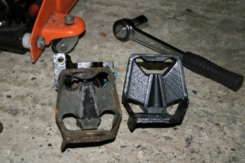 Porsche 924 S Transmission Mounts