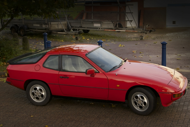 Porsche 924 S