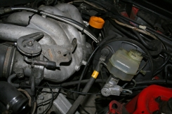 Porsche 924 S Brake Booster