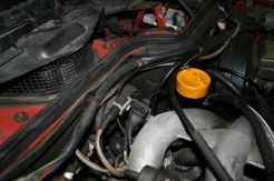 Porsche 924 S Engine Loom