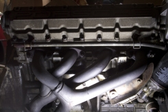 Porsche 924 S Engine Off Side