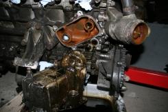 Porsche 924 S Oil Cooler