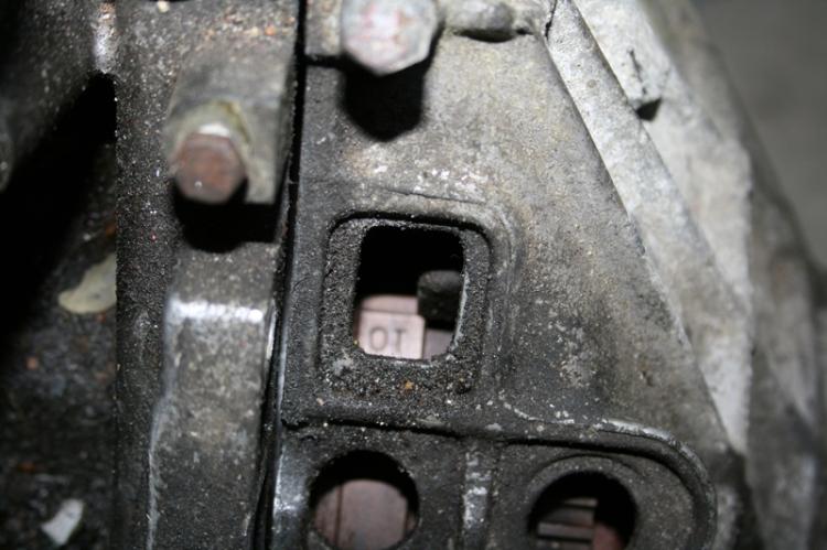 Porsche 924 S Engine Top Dead Centre TDC