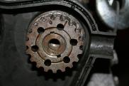 Porsche 924 S Balance Shaft Gear