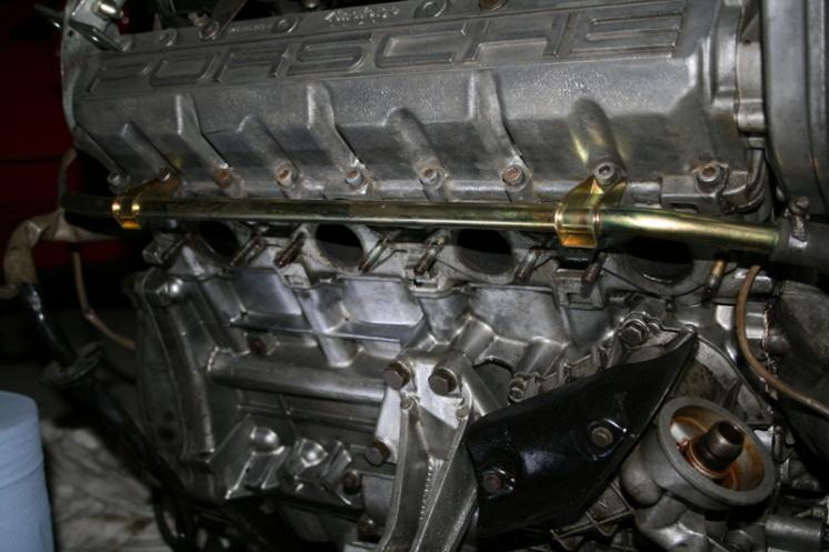 Porsche 924 S Engine