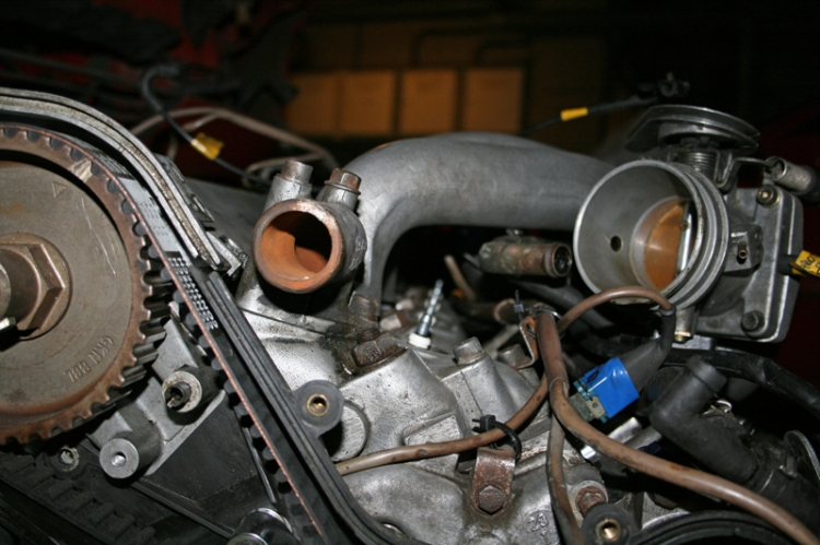 Porsche 924 S Throttle Body
