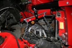 Porsche 924 S Engine Lifting