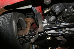 Porsche 924 S Steering Rack Hose Routing