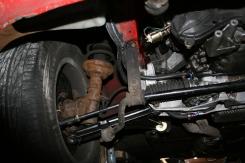 Porsche 924 S Steering Rack Hose Routing