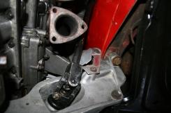 Porsche 924 S Steering Rack UJ