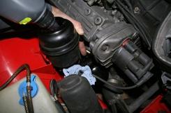 Porsche 924 Steering Reservoir Filling