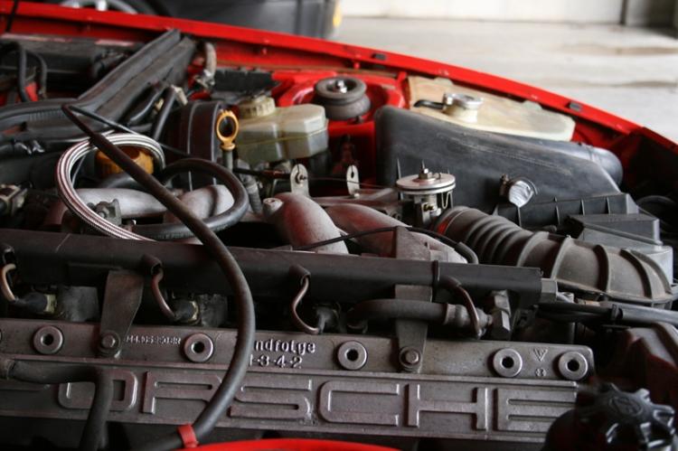 Porsche 924 S 160bhp Engine